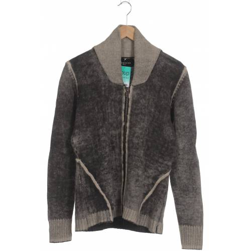 Liebeskind Berlin Damen Strickjacke grau Wolle INT M