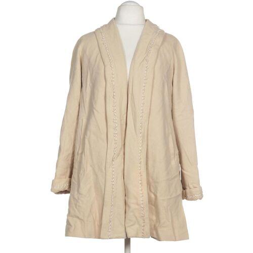 MACKINTOSH Damen Mantel beige Synthetik Wolle INT 3XL