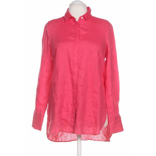 MALVIN Damen Bluse pink Leinen DE 38