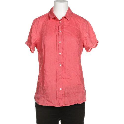 MALVIN Damen Bluse pink Leinen INT S
