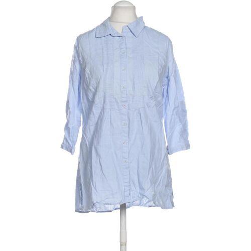 MALVIN Damen Bluse blau Leinen DE 40