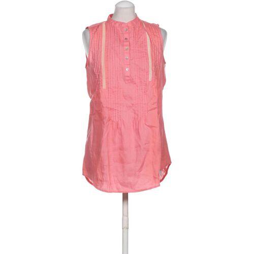 MALVIN Damen Bluse pink Leinen DE 36
