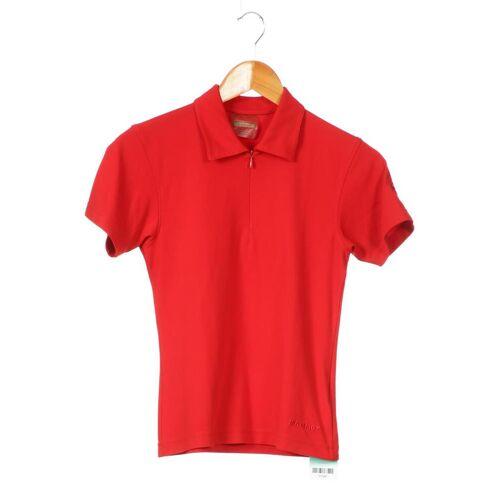 MAMMUT Damen Poloshirt rot Synthetik INT XS