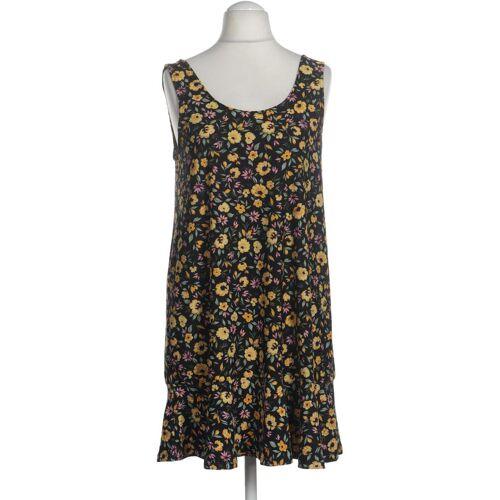 MANGO Damen Kleid INT M Maße Gesamtlänge: 85cm gelb