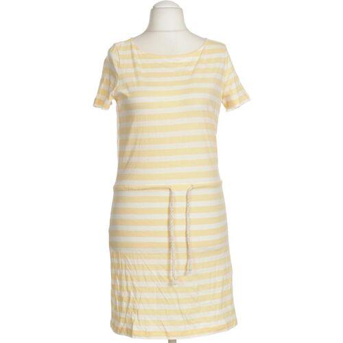 MANGO Damen Kleid INT M Maße Gesamtlänge: 86cm gelb