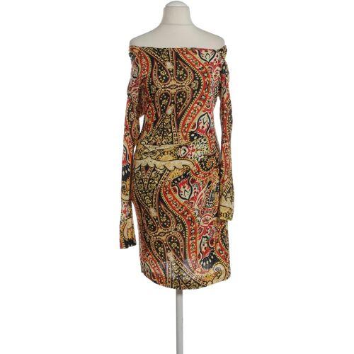 MANGO Damen Kleid INT L Maße Gesamtlänge: 97cm gelb