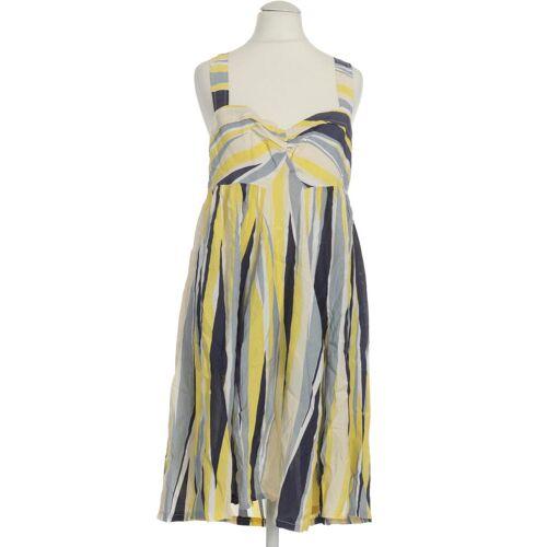 MANGO Damen Kleid INT S Maße Gesamtlänge: 89cm gelb