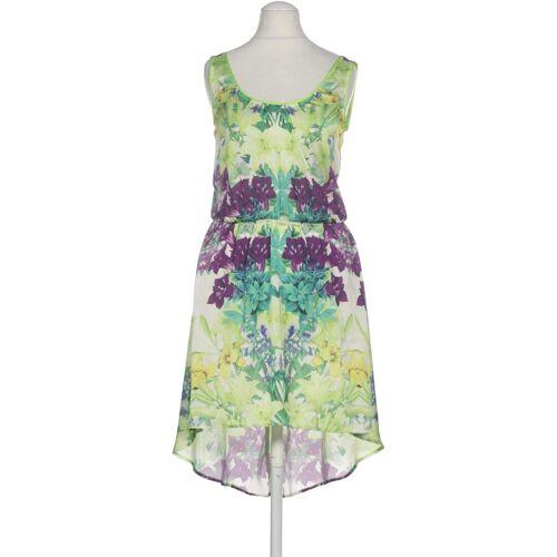 MANGO Damen Kleid INT XS Maße Gesamtlänge: 80cm gelb