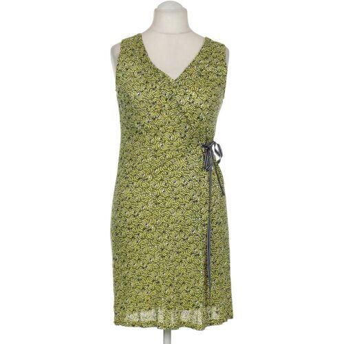 MANGO Damen Kleid INT M Maße Gesamtlänge: 94cm gelb