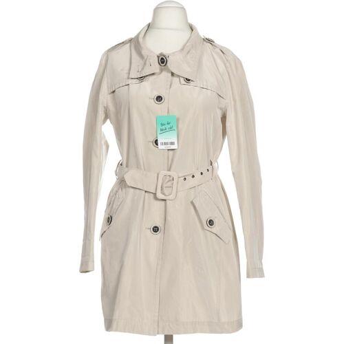 MARELLA Damen Mantel beige Synthetik DE 36