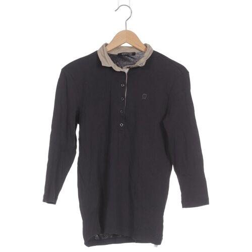MARGITTES Damen Poloshirt blau Baumwolle DE 38