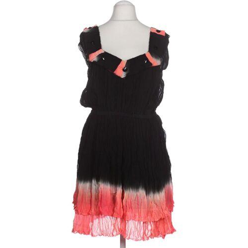 Williamson MATTHEW WILLIAMSON Damen Kleid schwarz Seide UK 12