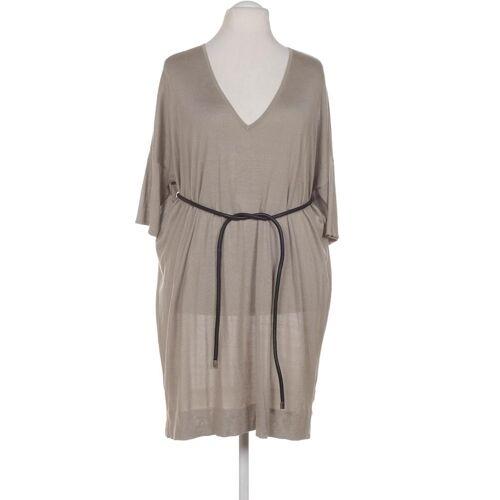 Williamson MATTHEW WILLIAMSON Damen Kleid braun Seide INT 5XL