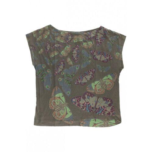 Williamson MATTHEW WILLIAMSON Damen T-Shirt grau Baumwolle INT S