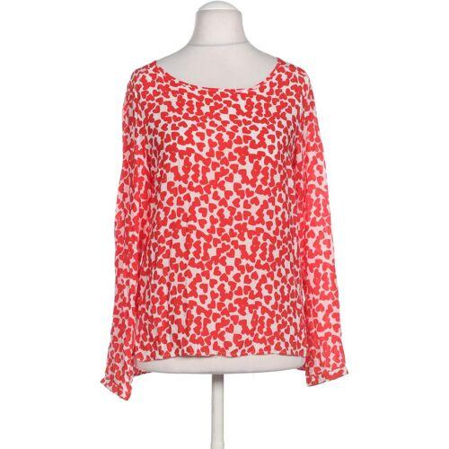 MILANO   ITALY MILANO ITALY Damen Bluse rot kein Etikett DE 36