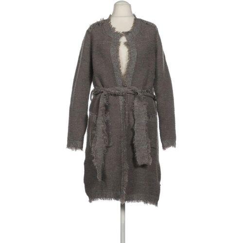 MILANO   ITALY MILANO ITALY Damen Mantel grau Synthetik INT M