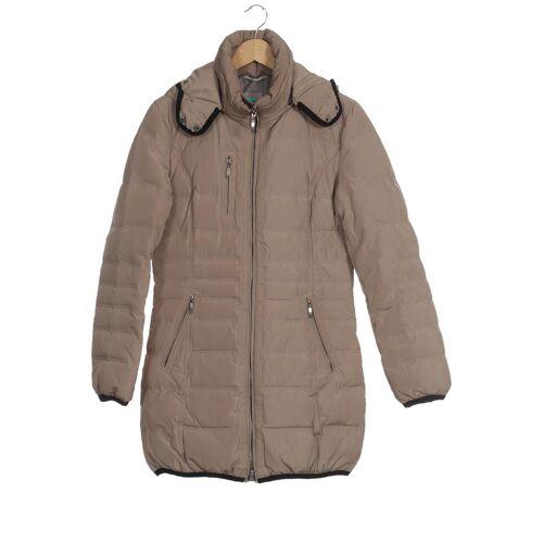 MILANO   ITALY MILANO ITALY Damen Mantel beige Synthetik DE 36