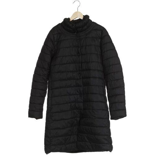 MILANO   ITALY MILANO ITALY Damen Mantel schwarz Synthetik INT L