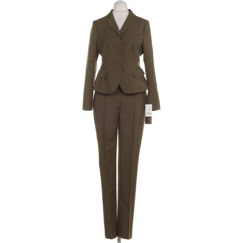 MOSCHINO CHEAP AND CHIC Damen Anzug grün Wolle DE 42