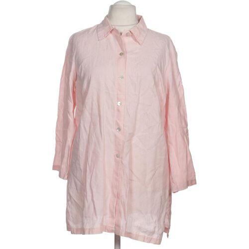 Madeleine Damen Bluse pink Leinen DE 46