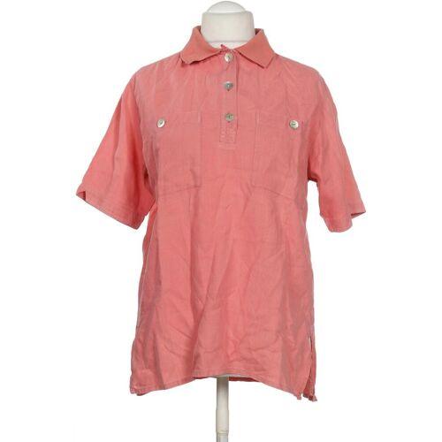 Madeleine Damen Bluse pink Leinen DE 34