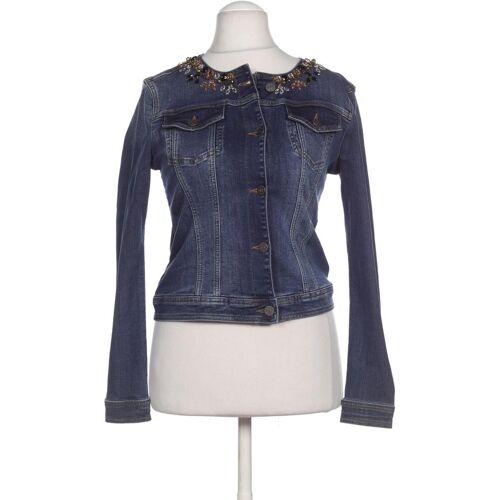 Madeleine Damen Jacke blau kein Etikett INT S