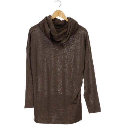 Madeleine Damen Pullover braun Wolle DE 44