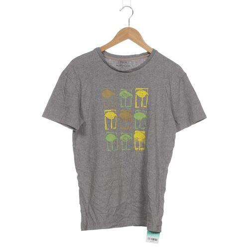 Mahagony Damen T-Shirt grau Baumwolle INT M