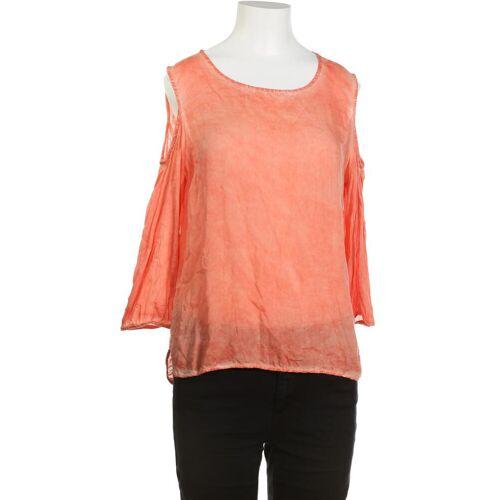 Manguun Damen Bluse orange kein Etikett INT M