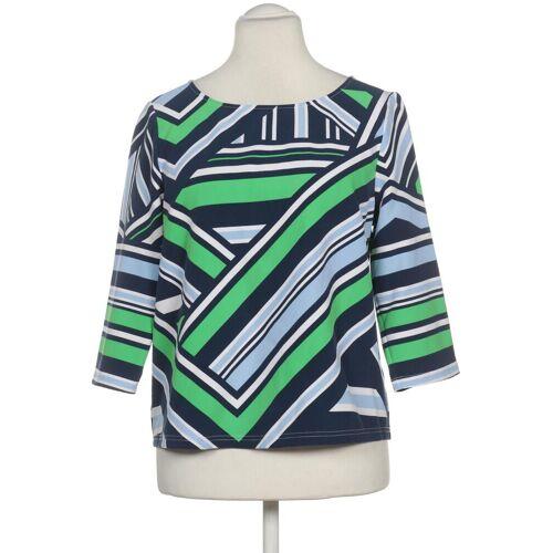 Manguun Damen Bluse grün Elasthan Synthetik DE 40