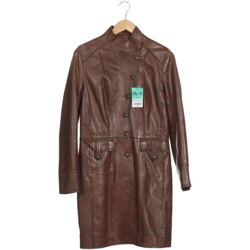 Mauritius Damen Mantel braun kein Etikett DE 38