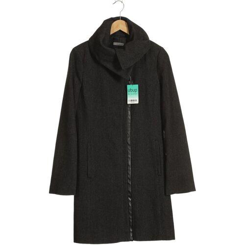 Montego Damen Mantel grau Synthetik Wolle DE 38