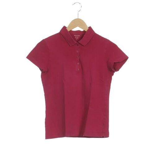 Montego Damen Poloshirt pink Baumwolle INT S
