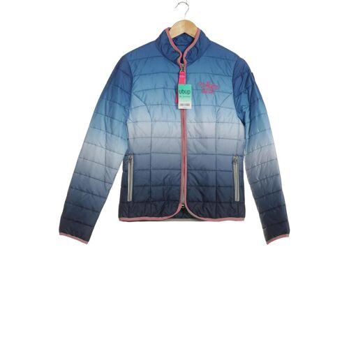 NICKELSON Damen Jacke blau Synthetik INT L
