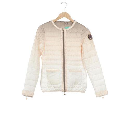 NICKELSON Damen Jacke beige Synthetik INT XS