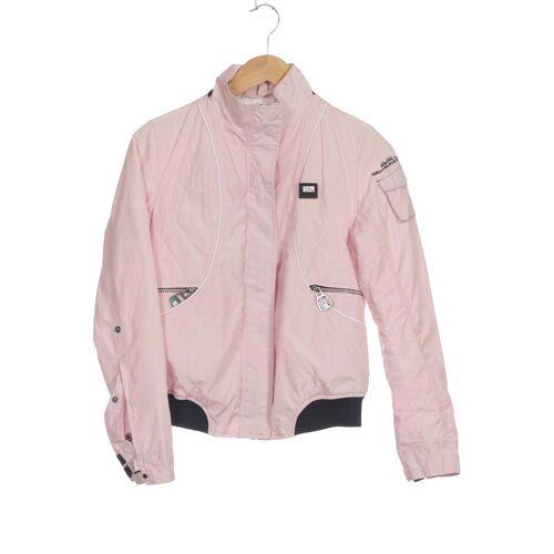 NICKELSON Damen Jacke pink Synthetik INT S