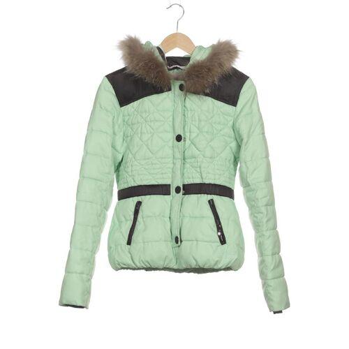 NICKELSON Damen Jacke grün Synthetik INT S