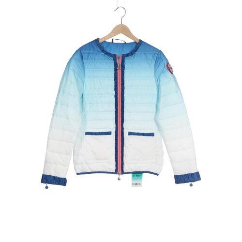 NICKELSON Damen Jacke blau Synthetik INT S