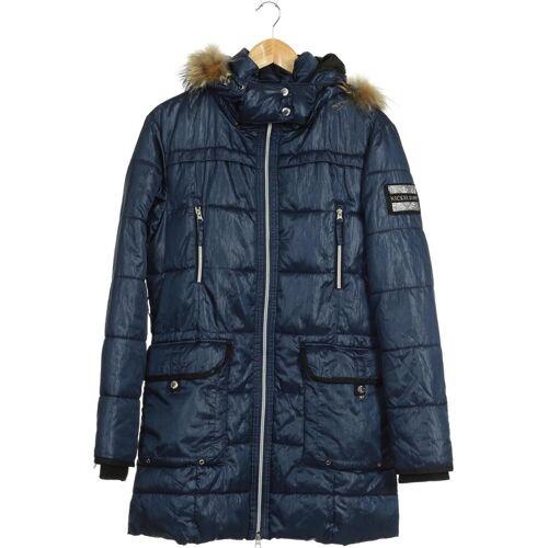 NICKELSON Damen Mantel blau Synthetik INT M