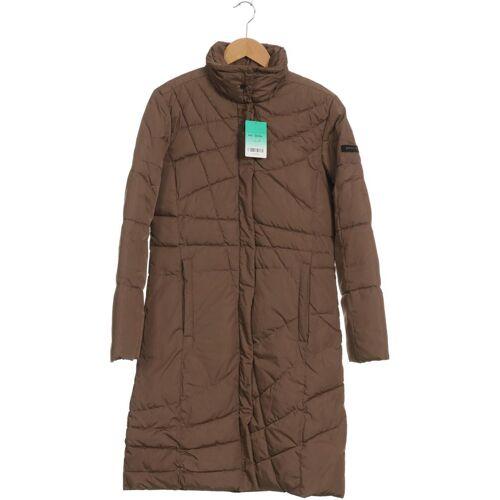 NORTHLAND Professional Damen Mantel braun kein Etikett DE 34