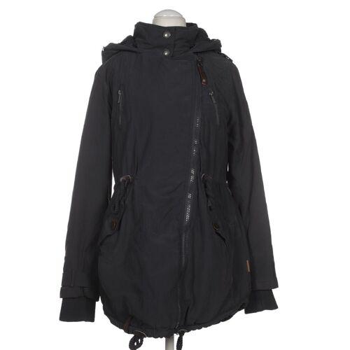 Naketano Damen Mantel blau kein Etikett INT S
