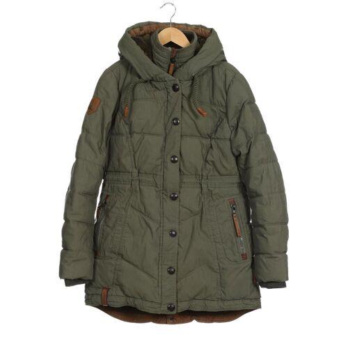 Naketano Damen Mantel grün kein Etikett INT L