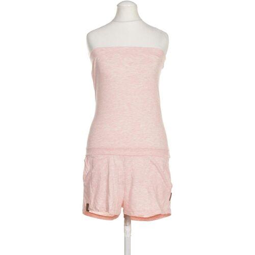 Naketano Damen Jumpsuit/Overall pink kein Etikett INT XS