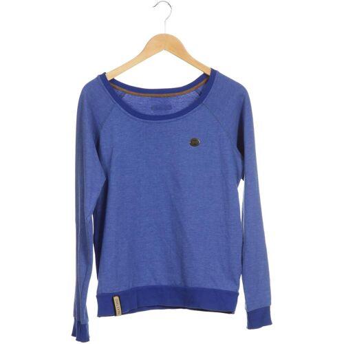 Naketano Damen Pullover blau kein Etikett INT L