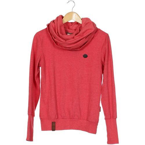 Naketano Damen Sweatshirt rot kein Etikett INT M