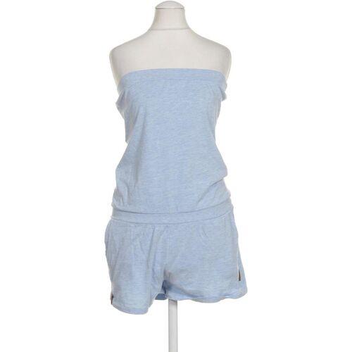 Naketano Damen Jumpsuit/Overall blau kein Etikett INT S