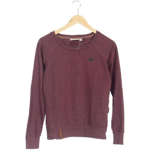 Naketano Damen Sweatshirt lila kein Etikett INT S