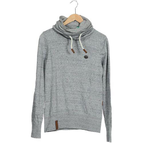 Naketano Damen Pullover grau kein Etikett INT L