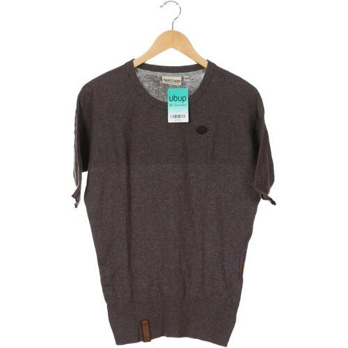 Naketano Damen Pullover grau kein Etikett INT XS