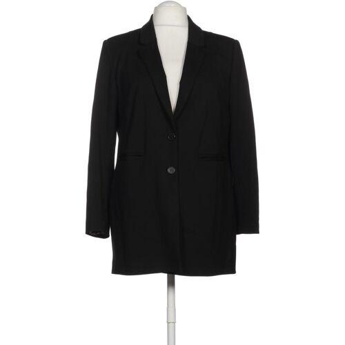 Nautica Damen Mantel schwarz Synthetik INT L